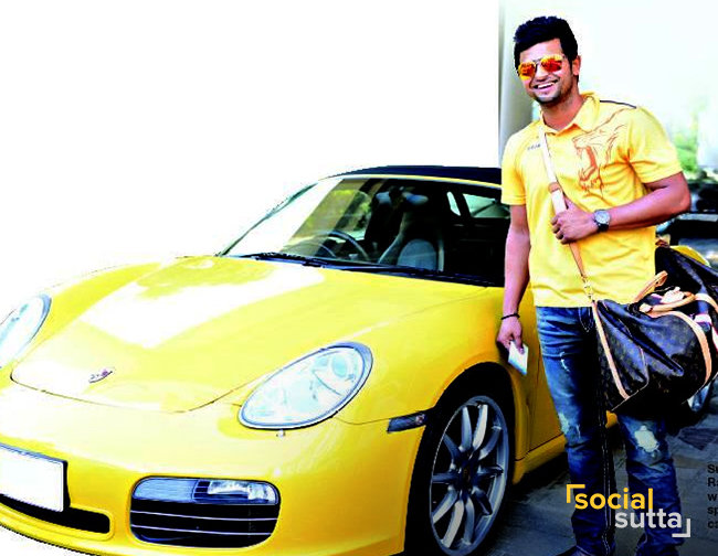 Top 10 Indian Cricketers Supercars Social Sutta